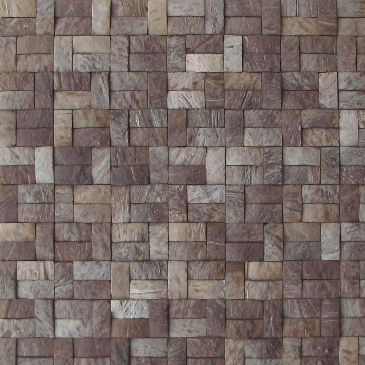 Coconut Shell Tiles